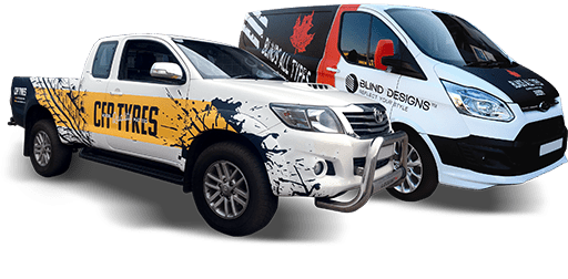 Wrap Vehicles - Gauteng's leading vehicle wrapping specialist